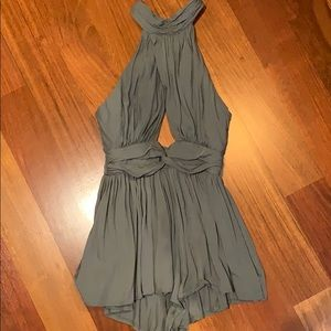 LF Turtleneck Romper